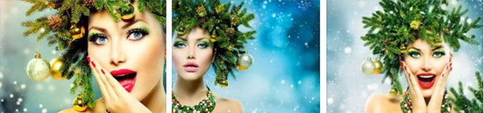 косметолог перед новым годом