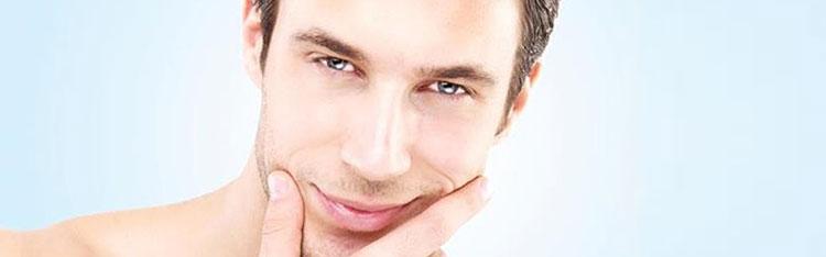 Косметолог для мужчин